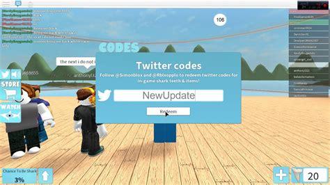 roblox sharkbite codes  strucidcodescom
