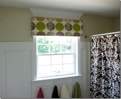 how to make a valance quick and easy no sew window valance in my own style