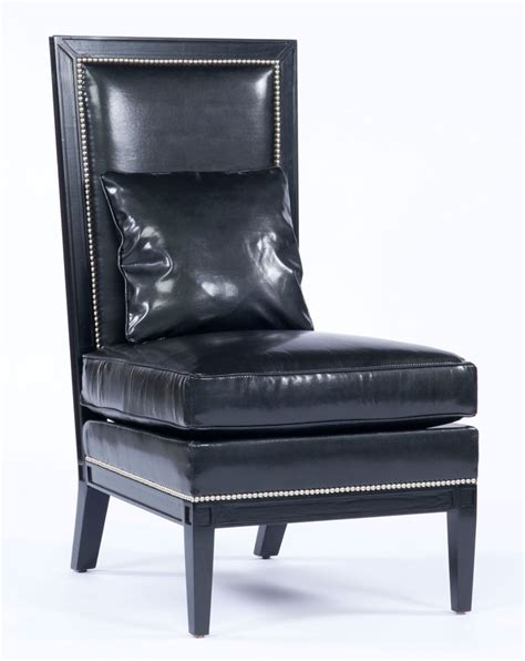 living room chairs back modern style accent