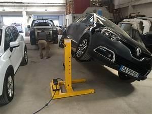 Chandelle Voiture Norauto : systeme de levage automobile ~ Melissatoandfro.com Idées de Décoration