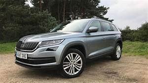 Skoda Kodiaq Business : skoda kodiaq se l 2 0 tdi 190 4x4 dsg 7st living with it ~ Maxctalentgroup.com Avis de Voitures