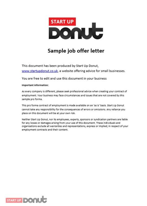 job offer acceptance letter exle icover org uk job offer letter template uk fee schedule template