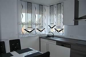 Vorhänge Für Küche : vorh nge modern inspirierend k chengardinen modern k chen regarding von moderne gardinen f r die ~ Watch28wear.com Haus und Dekorationen