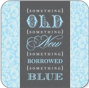 something newpart 2 vip magazine With wedding traditions something borrowed something blue