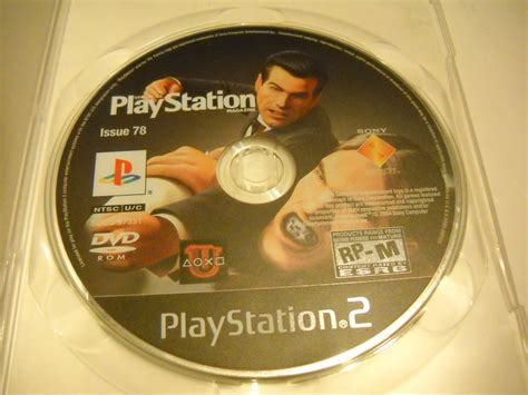 Official Us Playstation Magazine Demo Disc Issue 78 Ps2