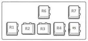nissan almera 2000 2006 fuse box diagram auto genius