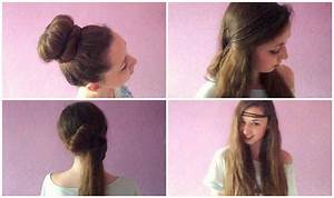 6 Marvellous Easy Hairstyles School