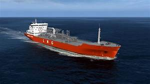 Anthony Veder and Gasum Order LNG Carrier | World Maritime ...