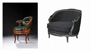 Fauteuil De Style : les fauteuils de style louis xv ~ Teatrodelosmanantiales.com Idées de Décoration
