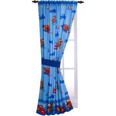 disney cars curtains disney cars boys bedroom curtain panel walmart