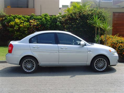 2007 Hyundai Accent by 2007 Hyundai Accent 1 6 Hatch Related Infomation