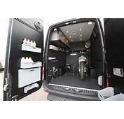 GK 170 Moto Hauler Sprinter Vans Build For The Ultimate