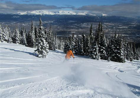 hudson bay mountain resort ski smithers bc canada