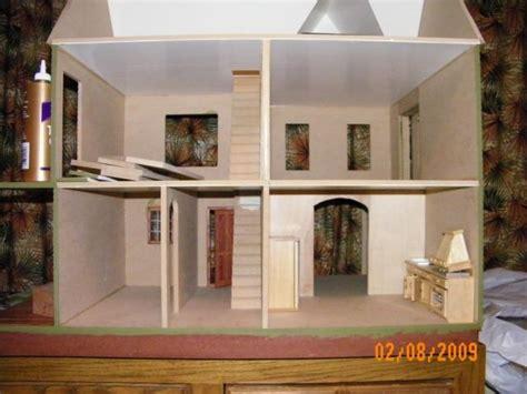 victorias farmhouse layout idea dollhouse pinterest