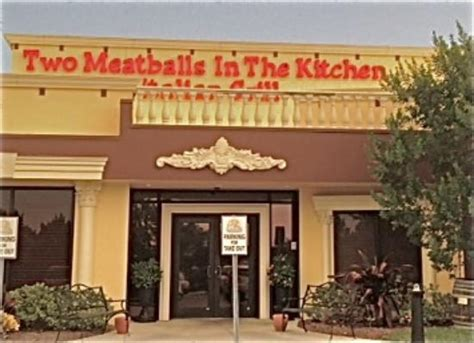 Two Meatballs In The Kitchen, Fort Myers  Menu, Prices