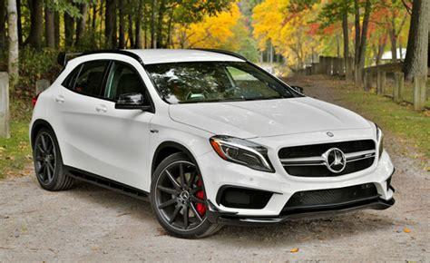 mercedes benz gla  amg review car reviews