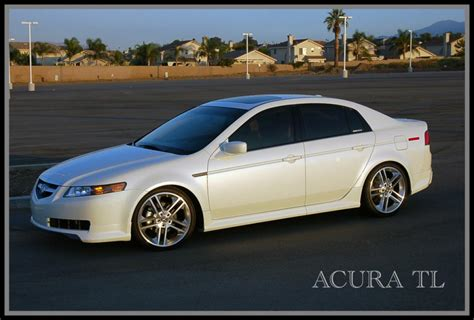 2005 Tl Acura by 2005 Acura Tl Information And Photos Zombiedrive