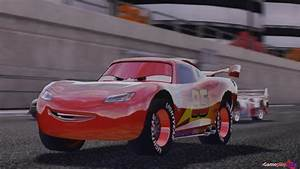 Cars 2 Video : disney pixar cars 2 the video game lightning mcqueen champion youtube ~ Medecine-chirurgie-esthetiques.com Avis de Voitures