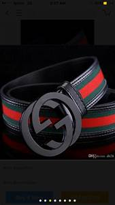 letgo - black green and red gucci belt in Mattydale, NY
