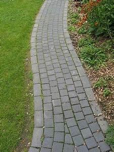Gartenwege Pflastern Beispiele : gartenwege und treppen aus betonsteinpflaster ~ Watch28wear.com Haus und Dekorationen