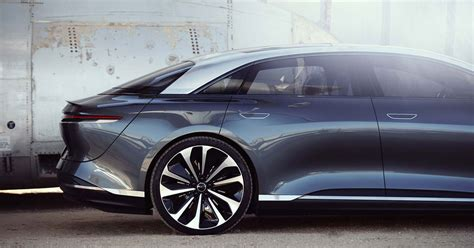 Luxury Mobility  Electric Car Reimagined Lucid