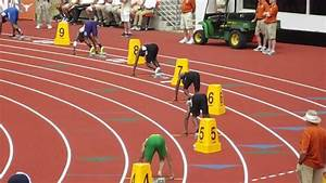 4x1 Relay Race at The Texas Relays Easter Weekend 2013 ...