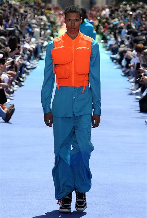 Louis Vuitton Menu0026#39;s Spring-Summer 2019 Fashion Show | DA MAN Magazine
