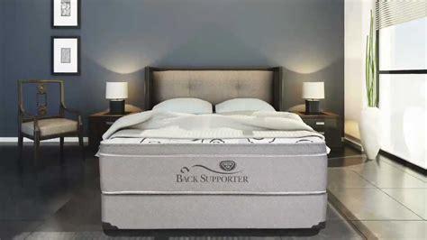 springair  supporter mattress youtube