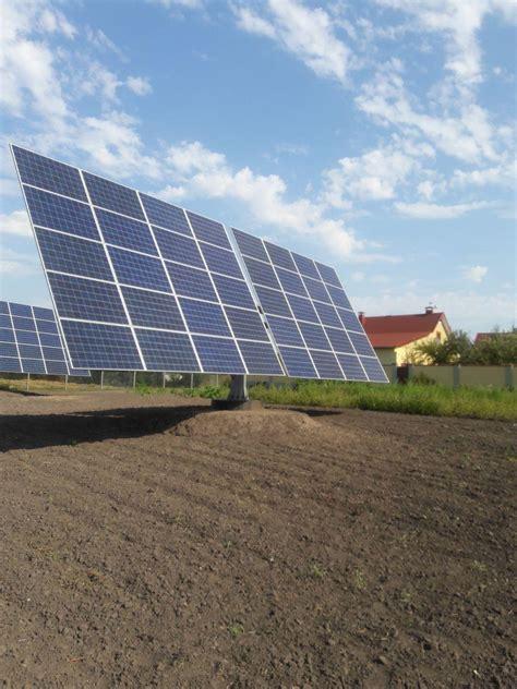 По сравнению со стационарной установкой система слежения за солнцем