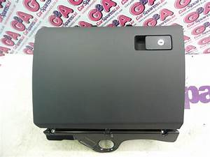 Vw Passat B7 Complete Glove Box With Cooling Black 2010