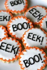 Baked Goods For Sale 17 Decorated Halloween Sugar Cookie Ideas Southern Living