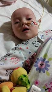 Baby Ariel Is A Fighter