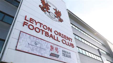 Leyton Orient v Tottenham: O's chairman says membership ...