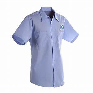 postal uniform shirt mens short sleeve for letter carrier With letter carrier t shirts