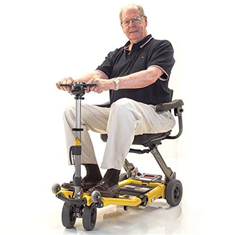 best electric power mobility scooters and chairs for seniors