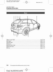 Mazda Cx 7 2009 Air Condition Schematic - Wiring Diagrams Image Free