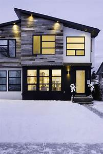 Modern  Reclaimed Wood  Barn Board  Exterior  Architecture