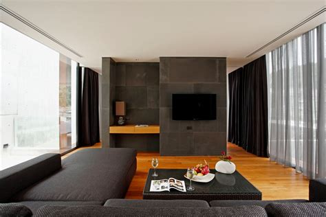 livingroom lounge contemporary resort hotel naka phuket by duangrit bunnag