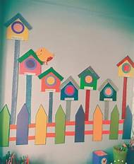 Preschool Classroom Wall Decoration Ideas