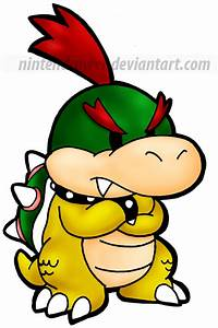 baby bowser by Nintendrawer on DeviantArt