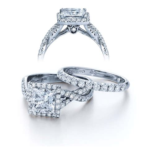 verragio to be the engagement ring and wedding band designer to advertise pandora