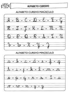 57 atividades de caligrafia treino da caligrafia cantinho do educador infantil calligraphy