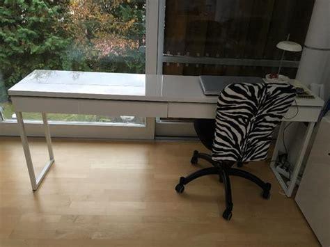 Ikea Besta Burs Schreibtisch 180 Cm In Berg Ikeamöbel