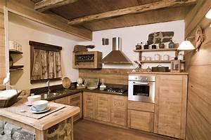 Beautiful Cucine Per Case Di Montagna Photos