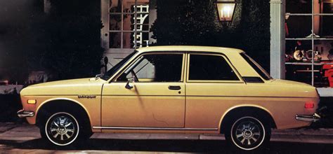 Datsun 510 Mpg by 10 Most Fuel Efficient Cars Of 1973 The Daily Drive