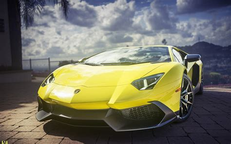 yellow lamborghini yellow lamborghini aventador supercar hd desktop wallpaper