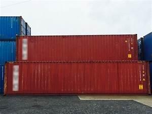Seecontainer 40 Fuß Gebraucht : 40 fu high cube gebraucht repariert ~ Sanjose-hotels-ca.com Haus und Dekorationen