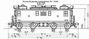 C U0026nw Box Cab Diesel Locomotives