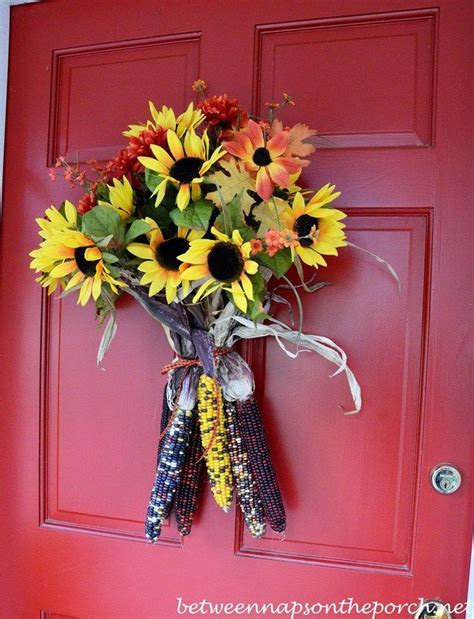 craft decoration ideas 17 best images about indian corn decorations on 1477