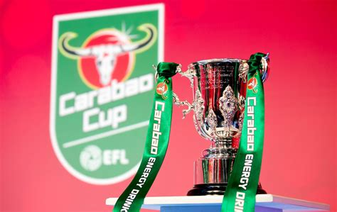CARABAO CUP FIRST ROUND OPPONENTS REVEALED - News ...